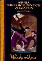 Okładka książki Winda widmo Lemony Snicket