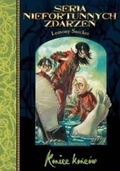 Okładka książki Koniec końców Lemony Snicket