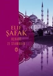 Okładka książki Bękart ze Stambułu Elif Şafak