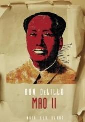Okładka książki Mao II Don DeLillo