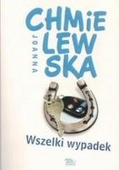 Okładka książki Wszelki wypadek Joanna Chmielewska