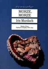Okładka książki Morze, morze Iris Murdoch