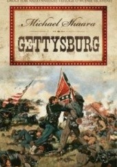 Okładka książki Gettysburg Michael Shaara