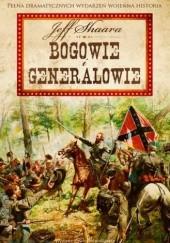 Okładka książki Bogowie i generałowie Jeff Shaara