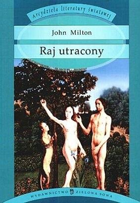 Okładka książki Raj utracony John Milton