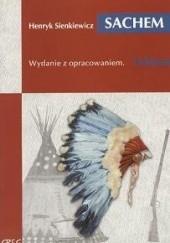Okładka książki Sachem Henryk Sienkiewicz