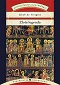 Okładka książki Złota legenda Jakub de Voragine