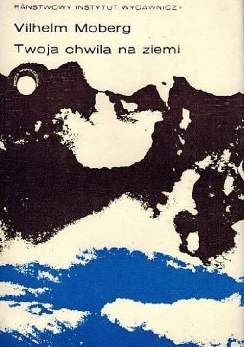 Okładka książki Twoja chwila na ziemi