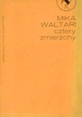 Okładka książki Cztery zmierzchy Mika Waltari