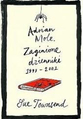 Okładka książki Adrian Mole. Zaginione dzienniki 1999-2001 Sue Townsend