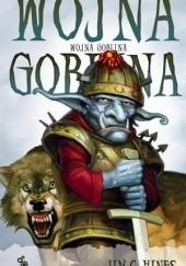 Okładka książki Wojna goblina Jim C. Hines