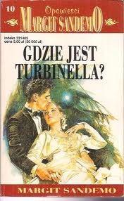 Okładka książki Gdzie jest Turbinella? Margit Sandemo