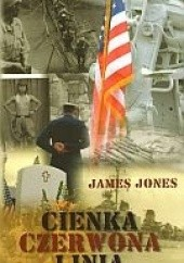 Okładka książki Cienka czerwona linia James Jones