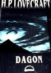 Okładka książki Dagon H.P. Lovecraft