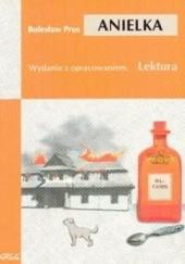 Okładka książki Anielka Bolesław Prus