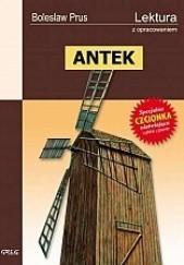 Okładka książki Antek Bolesław Prus