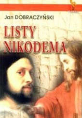 Okładka książki Listy Nikodema Jan Dobraczyński
