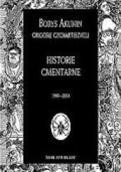 Okładka książki Historie cmentarne Boris Akunin