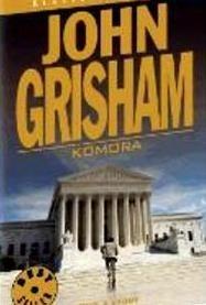 Okładka książki Komora John Grisham