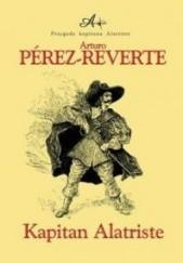 Okładka książki Kapitan Alatriste Arturo Pérez-Reverte
