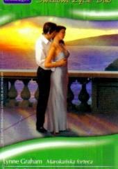 Okładka książki Marokańska forteca; Dom na wyspie Korfu Lynne Graham,Natalie Rivers