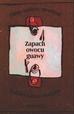 Okładka książki Zapach owocu guawy