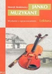 Okładka książki Janko Muzykant Henryk Sienkiewicz