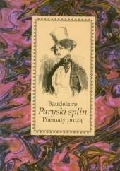 Okładka książki Paryski splin Charles Pierre Baudelaire