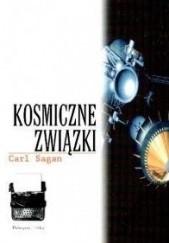 Okładka książki Kosmiczne Związki Carl Sagan