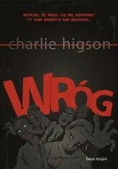 Okładka książki Wróg Charlie Higson