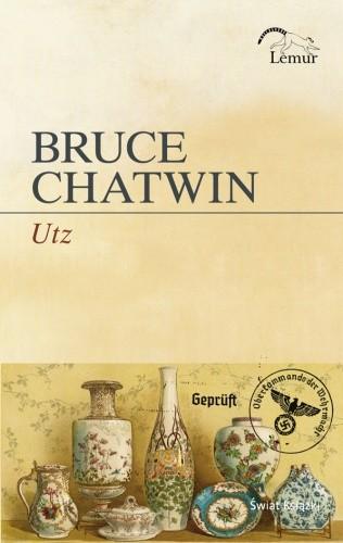 Okładka książki Utz Bruce Chatwin