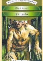 Okładka książki Kaligula Albert Camus