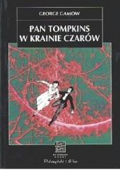 Okładka książki Pan Tompkins w krainie czarów George Gamow