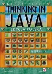 Okładka książki Thinking in Java. Edycja polska Bruce Eckel
