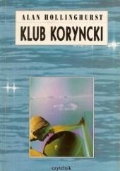 Okładka książki Klub koryncki Alan Hollinghurst