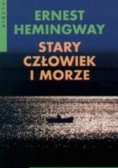 Okładka książki Stary człowiek i morze Ernest Hemingway