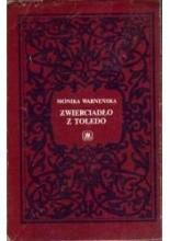 Okładka książki Zwierciadło z Toledo