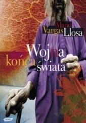 Okładka książki Wojna końca świata Mario Vargas Llosa