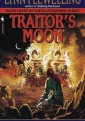 Okładka książki Traitors Moon Lynn Flewelling