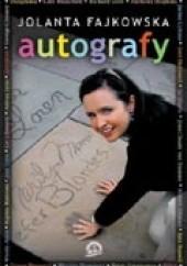 Okładka książki Autografy Jolanta Fajkowska