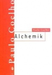 Okładka książki Alchemik Paulo Coelho