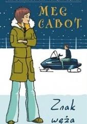 Okładka książki Znak węża Meg Cabot