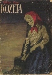Okładka książki Kozeta Victor Hugo