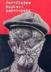 Okładka książki Zapiski psychopaty Wieniedikt Jerofiejew