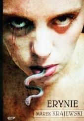 Okładka książki Erynie Marek Krajewski