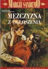 Okładka książki Mężczyzna z ogłoszenia Margit Sandemo