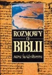 Okładka książki Rozmowy o Biblii Anna Świderkówna