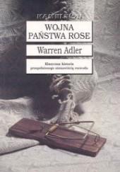 Okładka książki Wojna państwa Rose Warren Adler