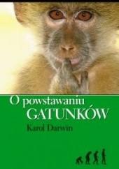 Okładka książki O powstawaniu gatunków