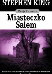 Okładka książki Miasteczko Salem (wersja rozszerzona) Stephen King